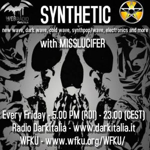SYNTHETIC /w MissLucifer - Episode 5 - 02.01.2015
