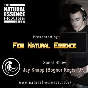 The Natural Essence House Show EP #102- Jay Knapp