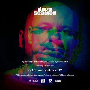 Lockdown Livestream IV