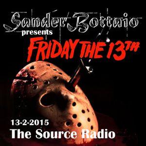 Friday 13th with Sander Bottaio