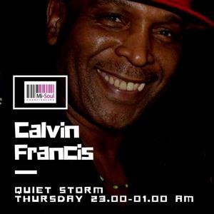 Quiet Storm w/ Calvin Francis - 22.06.17