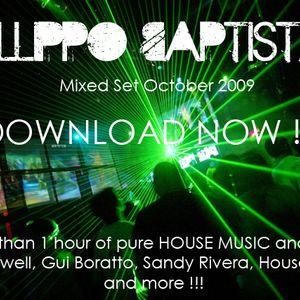 Fillippo Baptista Mixed Set - October 2009