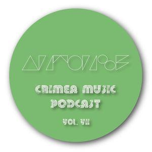 ANTON%F - Crimea Music Podcast (Vol. 7)