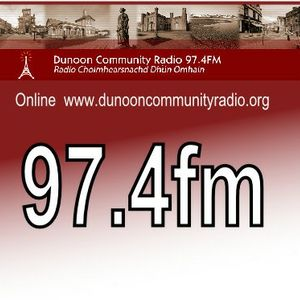 Dunoon Community Radio interview with Alison and Dougal Sykora - 10 05 2012