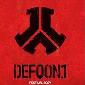 Ado The Dream @ Defqon.1 2004