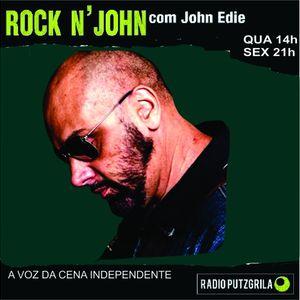 PROGRAMA ROCK'N JOHN 05 JANEIRO 2018 - Parte 02