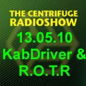 The Centrifuge Radio Show - 13th May 2010