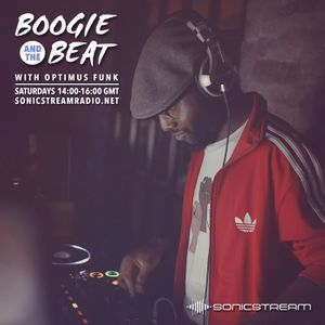 Boogie and the Beat #05 (June 2016)