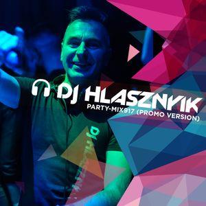 DJ Hlasznyik - Party-mix #917 (Promo Version) [G-House Mix] [2020]
