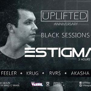 RVRS Live @ Uplifted Black Sessions W/ Estigma