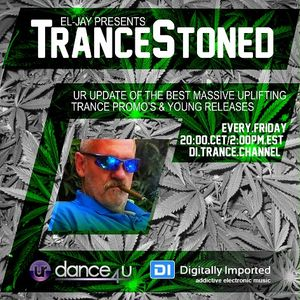 EL-Jay pres. TranceStoned 107 (Euphoric YEARMIX 2014 part 12), DI.fm -2015.01.02