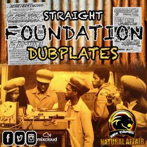 Straight Foundation Dubplates
