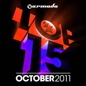 October Armada Top 15 mix by Pepe Conde