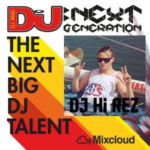 DJ Mag Next Generation (DJ Hi Rez)