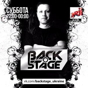 Backstage - #71 - (NRJ Ukraine) Mixed By Denis Nebo