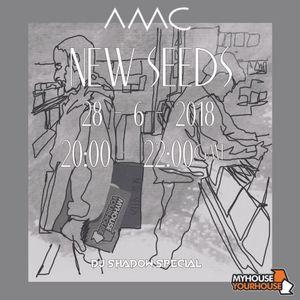 New Seeds // Show 27 DJ Shadow special // 28/06/18