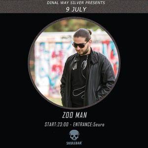 Dinal Way Silver - ZOO MAN (Future House Set) [DWS Pres / Techno-Minimal-House / 9 JULY @ Skull Bar]