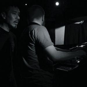 Conor L & Daniel Wang, live at Motel@Wigwam, Dublin, Jan 30th 2016