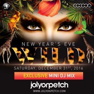 Cocoon Beach Club NYE Wild Mini Mix - DJ Jolyon Petch