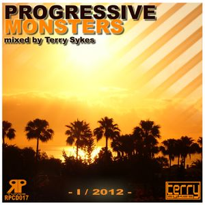 Progressive Monsters 01/2012 mixed by Terry Sykes