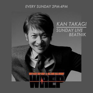 SUNDAY LIVE BEATNIK 2017.6.18 KAN TAKAGI GUEST COMPUMA