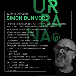 Urbana Radio Show By David Penn Chapter 501::: Guest: Simon Dunmore