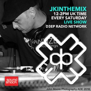 jkinthemix on D3ep radio network 3rd Dec 2016