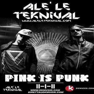 Alè Le Teknival 11.01.2011 - PINK IS PUNK