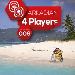 ARKADIAN 4 Players | Programa 009