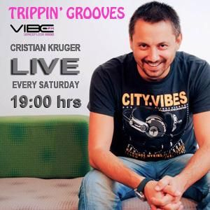 Trippin' Grooves w/ Cristian Kruger Ep 4 - Recorded Live @ Vibe FM Studio - 26.01.2013