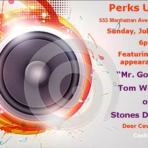 """Perks Uptown Live Mix by """"Mr. Go Deep"""" Tom Williams"""