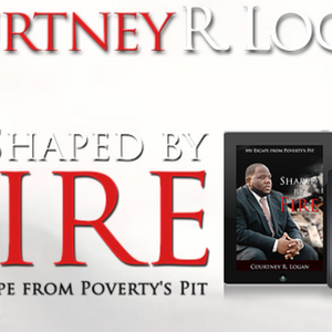 Will Roberts Weekly Telegram Radio show - Full talk with Courtney R Logan - Shaped by Fire.