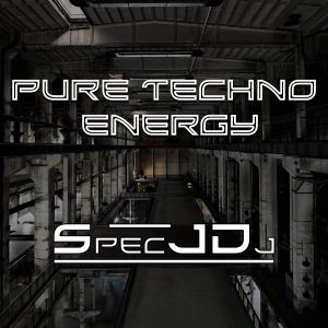 Spec J DJ - Pure Techno Energy 009 on TM Radio - 07-Sep-2018