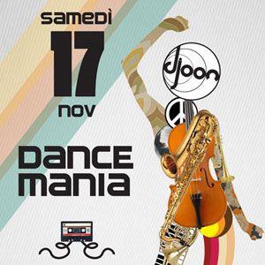 David Stepanoff @ Dance Mania, Djoon, Saturday November 17th, 2012