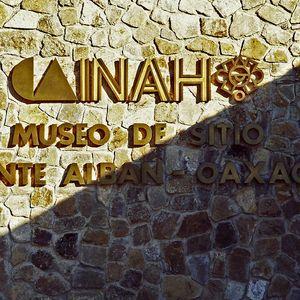 Museo de sitio de Monte Albán