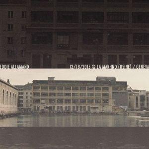 12/18/2015 @ La Makhno, Usine, Geneva, CH