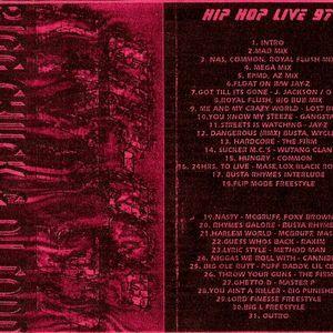 Bigg Chuck & DJ Todd - Hip Hop Live 97 (Side A)