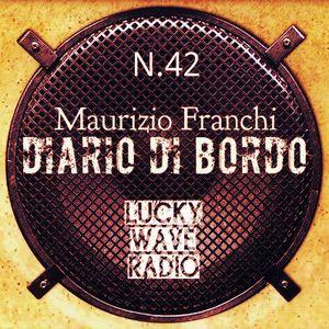 Maurizio franchi-Diario di bordo N.42