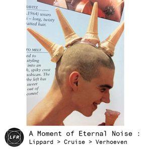 A Moment of Eternal Noise : Lippard > Cruise > Verhoeven