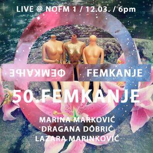 #50 Zlatno Femkanje / Dragana Dobrić, Marina Marković i Lazara Marinković [12.3.2014]