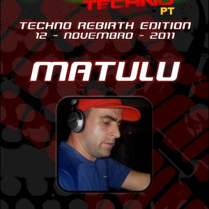 12.10.2011 - Matulu @ Fuel Techno Pt-Rebirth Edition-Stressless-Portugal