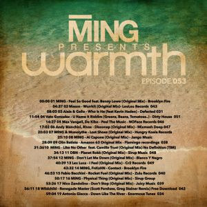MING Presents Warmth 053