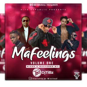 DJ TIBZ - MAFEELINGS V 1