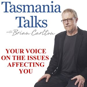 RSPCA Inspector, braaap founder Brad Smith, Tassie tiger - 15 Sep 16 Tas Talks