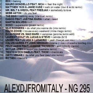 ALEXDJFROMITALY - NG295 new deep & future house 2015