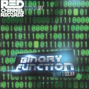 BinaryFunction - Silent is Golden - Red Channel Essential Mix