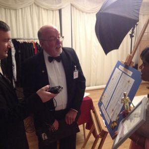 Hospital Radio Chelmsford at the OSCAs 2016 (Part 1)