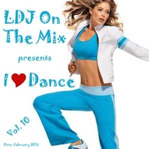 I Love Dance 10 (02-2015)