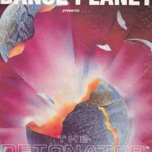 Ellis Dee - Live @ Dance Planet - The Pleasure Zone - 1993 - Pt 1