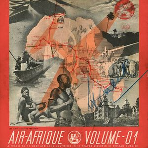 062° Air Afrique - vol.01 - selected by Tristan Cordier